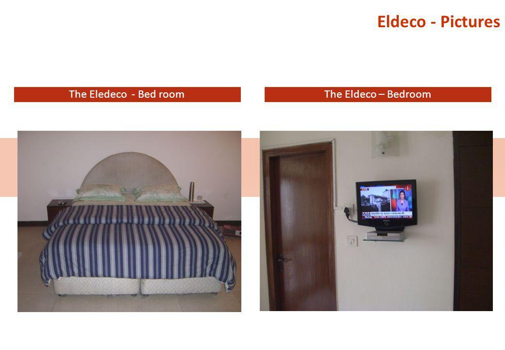 Eldeco - Pictures The Eledeco - Bed roomThe Eldeco – Bedroom