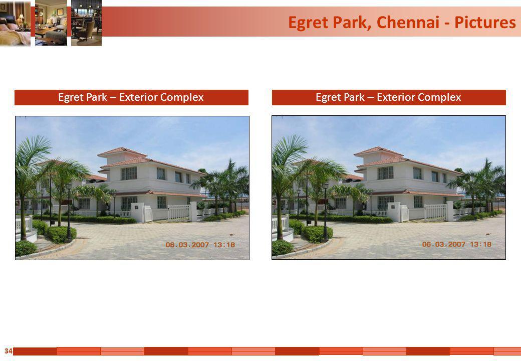 34 Egret Park, Chennai - Pictures Egret Park – Exterior Complex