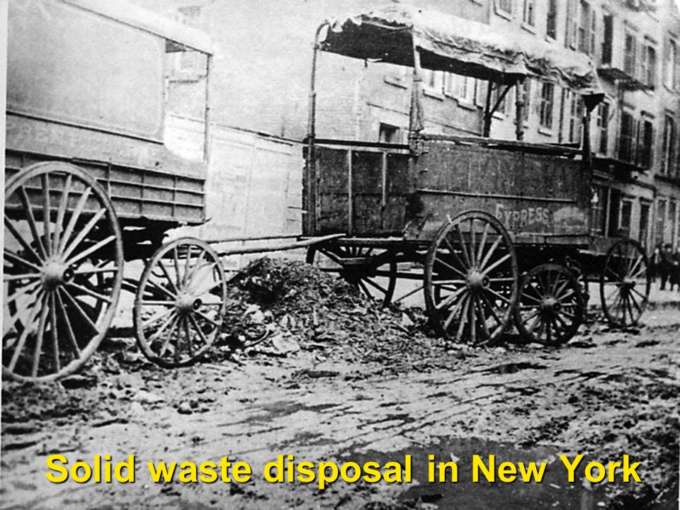 17 Solid waste disposal in New York