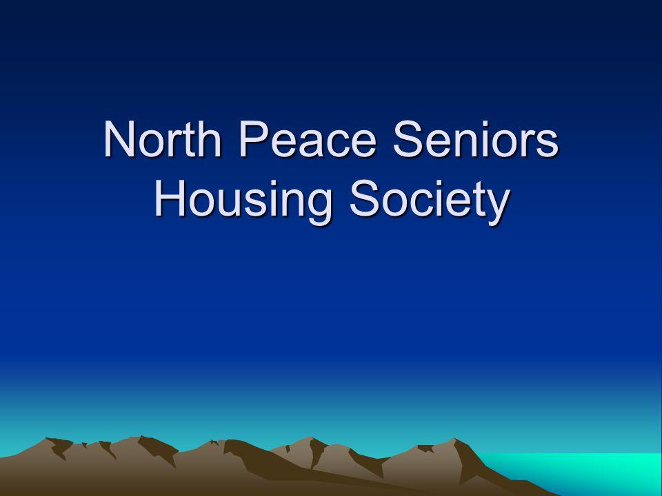 North Peace Seniors Housing Society