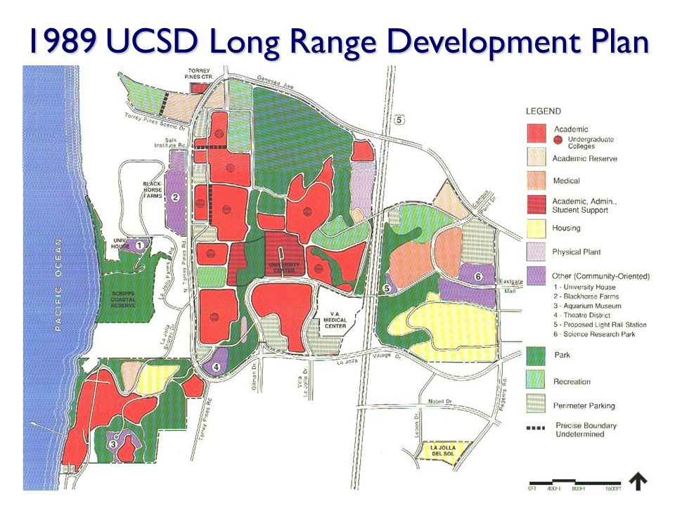 1989 UCSD Long Range Development Plan