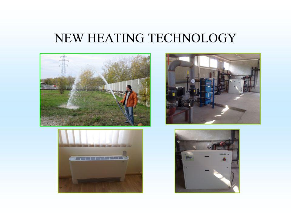 NEW HEATING TECHNOLOGY