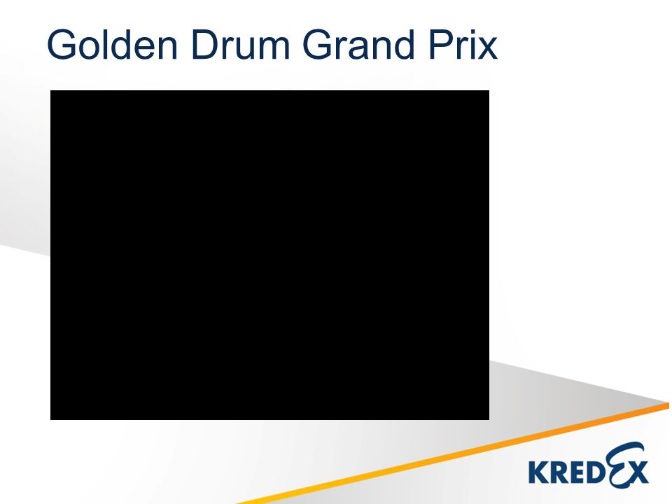 Golden Drum Grand Prix