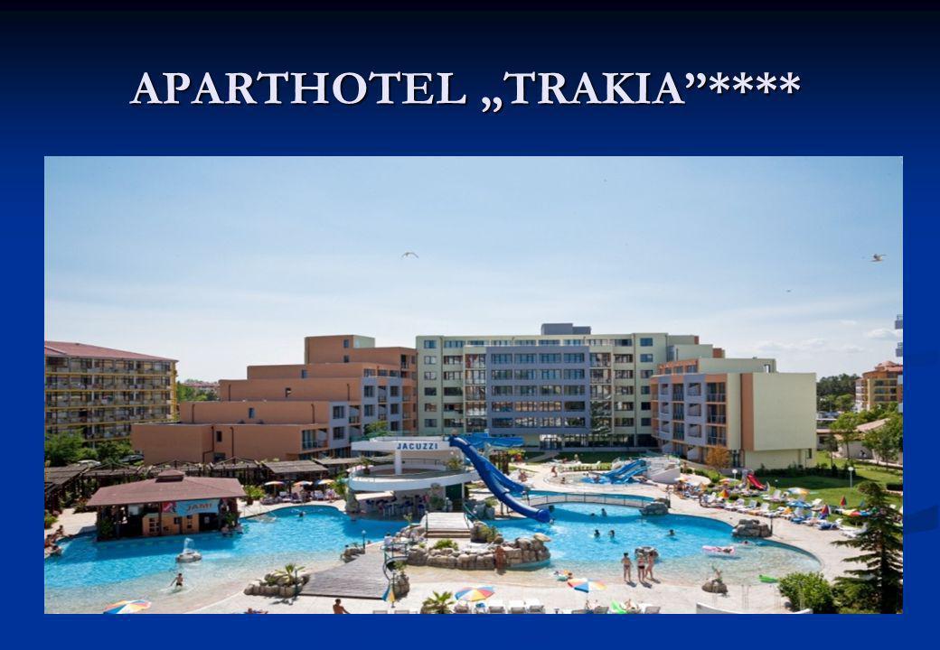 APARTHOTEL TRAKIA****