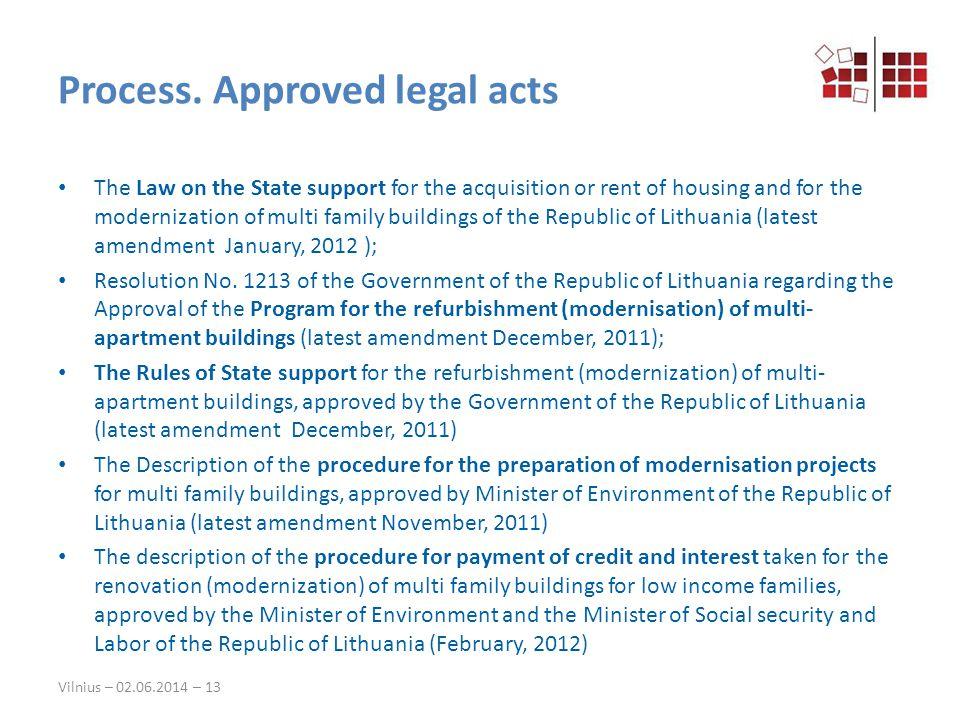Vilnius – 02.06.2014 – 13 Process.