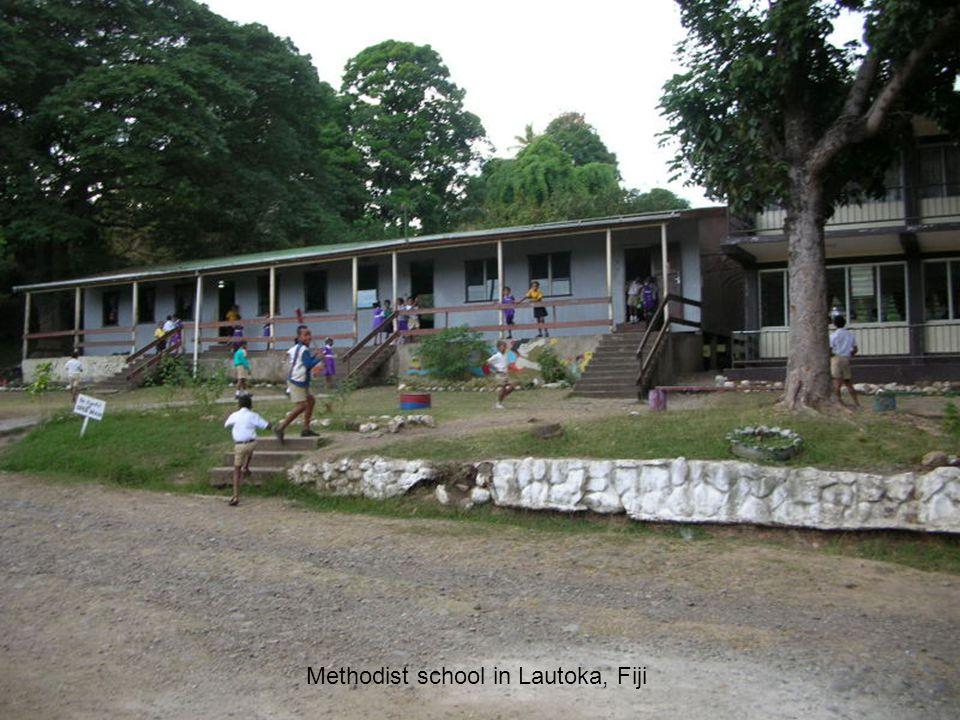 Methodist school in Lautoka, Fiji