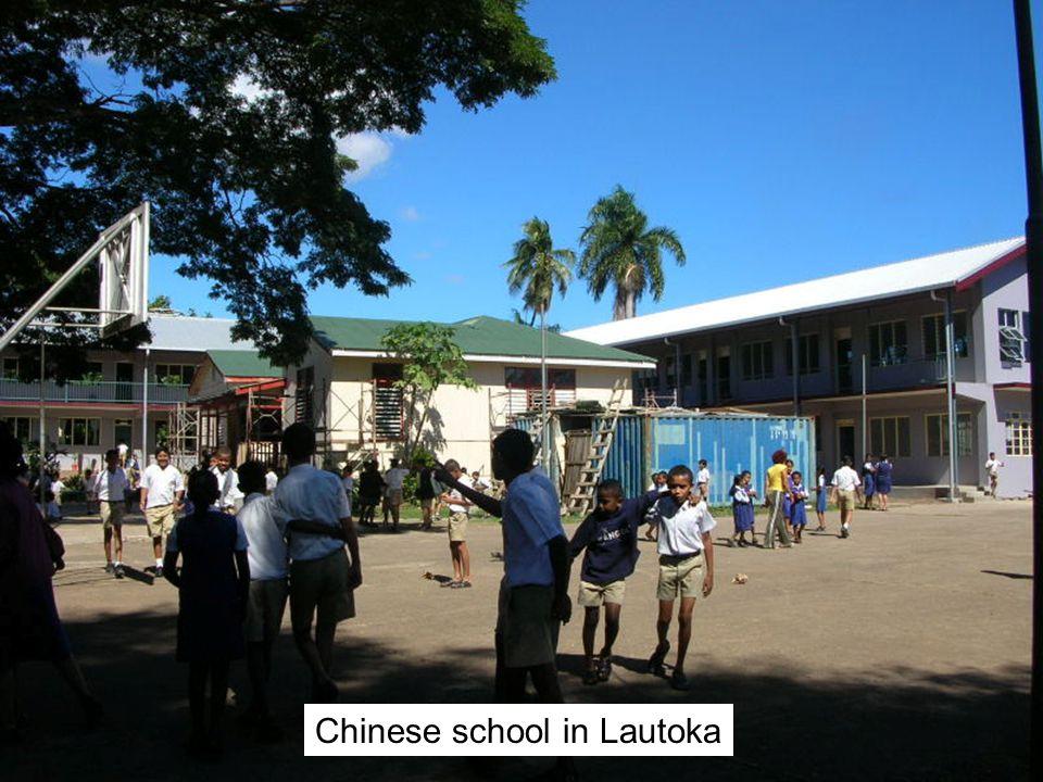 Chinese school in Lautoka
