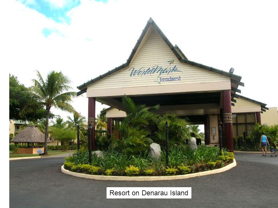 Resort on Denarau Island