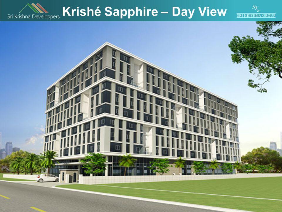 Krishé Sapphire – Day View