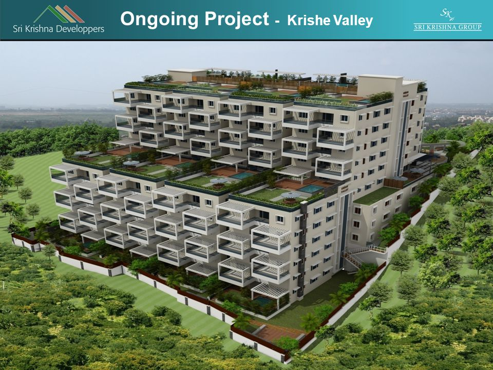 Ongoing Project - Krishe Valley