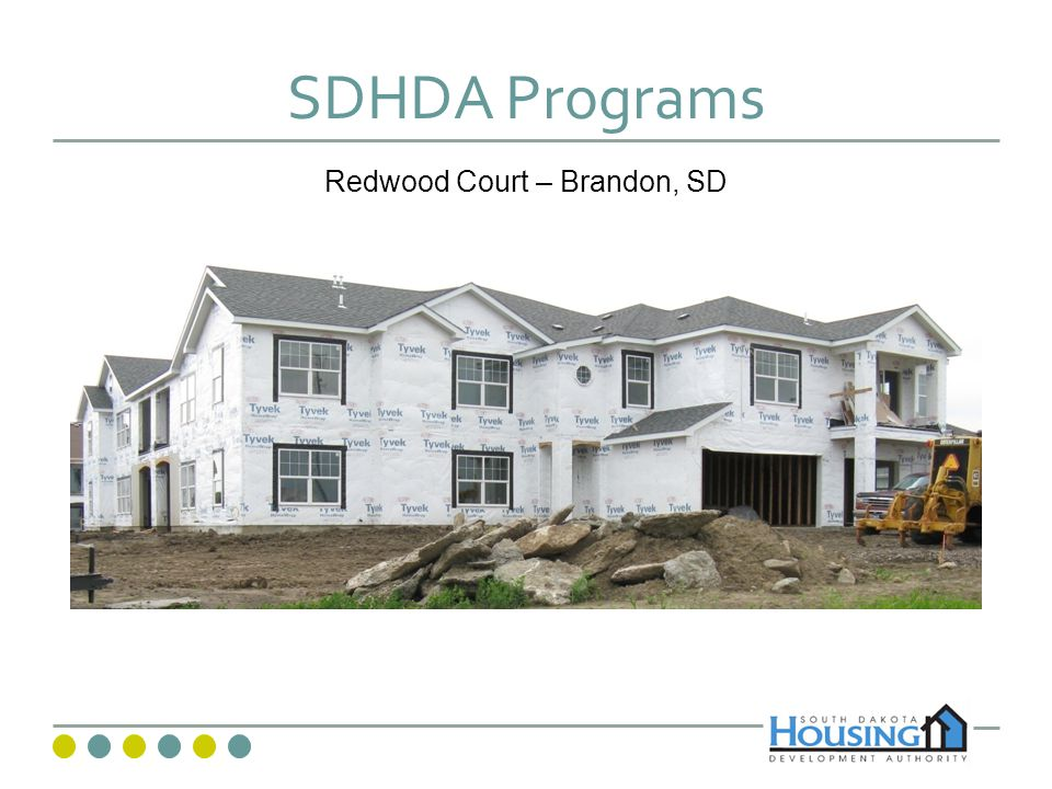 SDHDA Programs Redwood Court – Brandon, SD