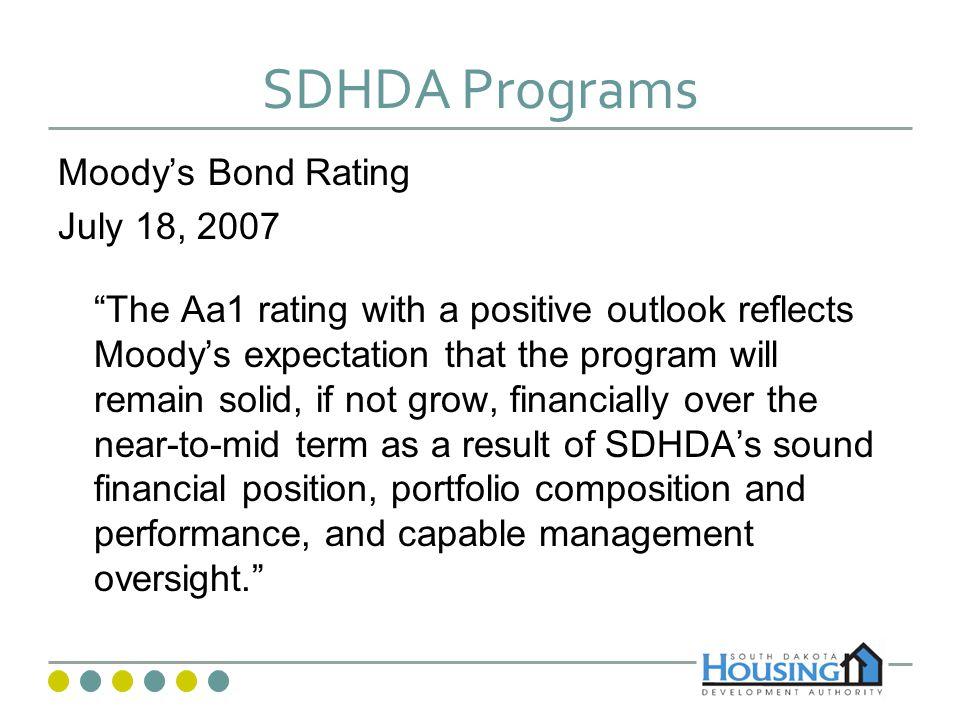 SDHDA Programs Deer Hollow – Hartford, SD