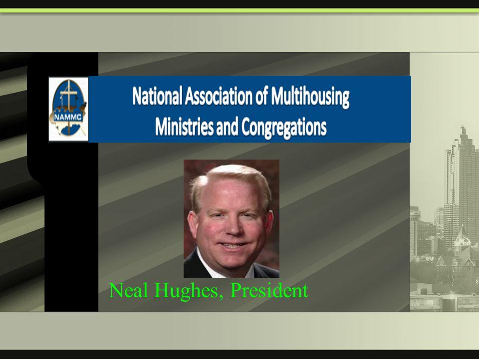Neal Hughes, President