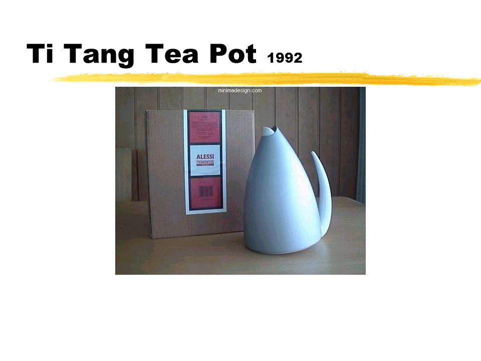 Ti Tang Tea Pot 1992