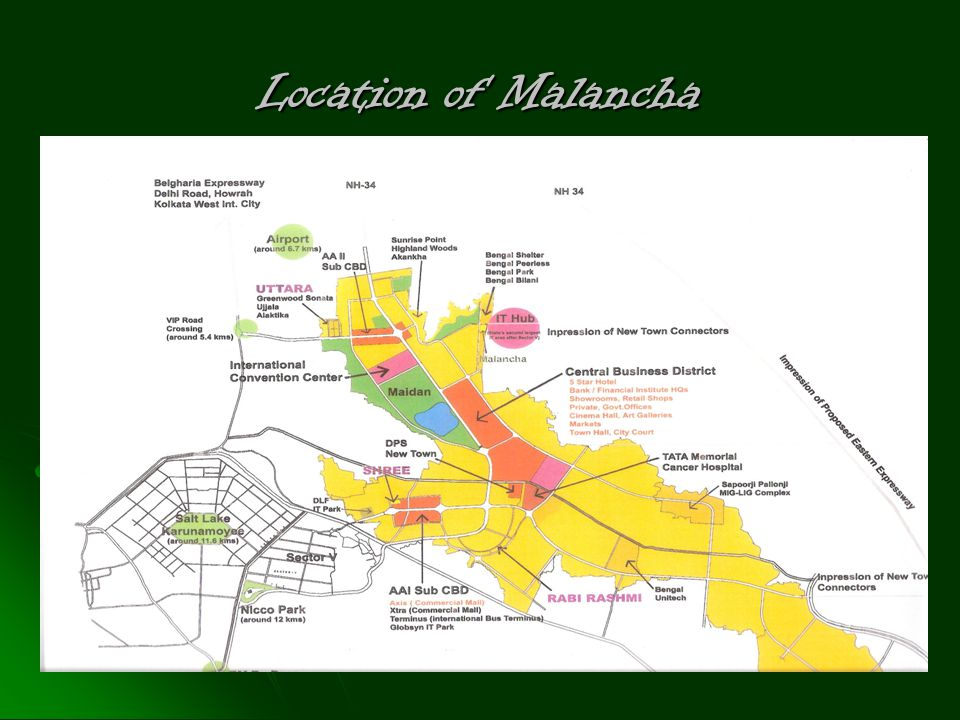 Overview Malancha is Bengal DCLs latest condoville project at Action Area II, New Town, Kolkata.