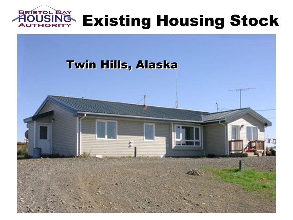 Existing Housing Stock Twin Hills, Alaska