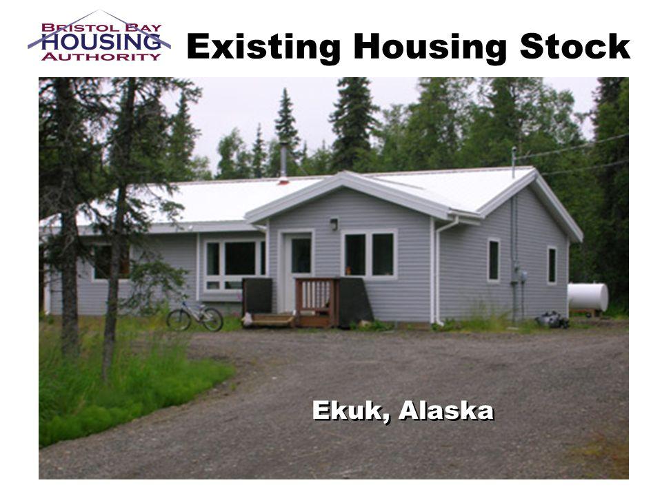Existing Housing Stock Ekuk, Alaska