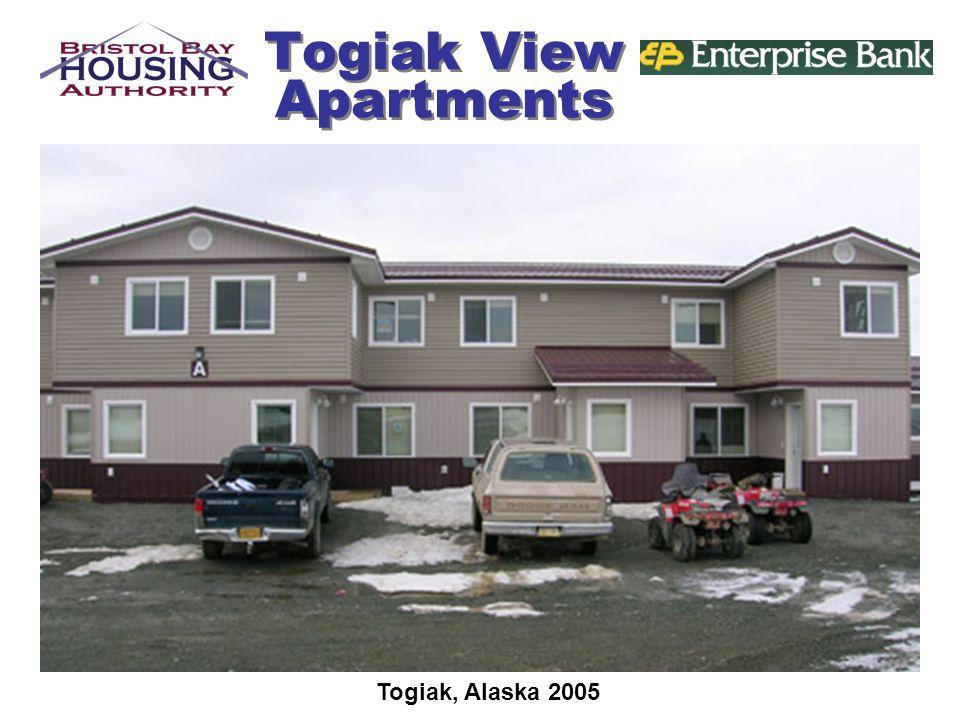Togiak View Apartments Togiak, Alaska 2005