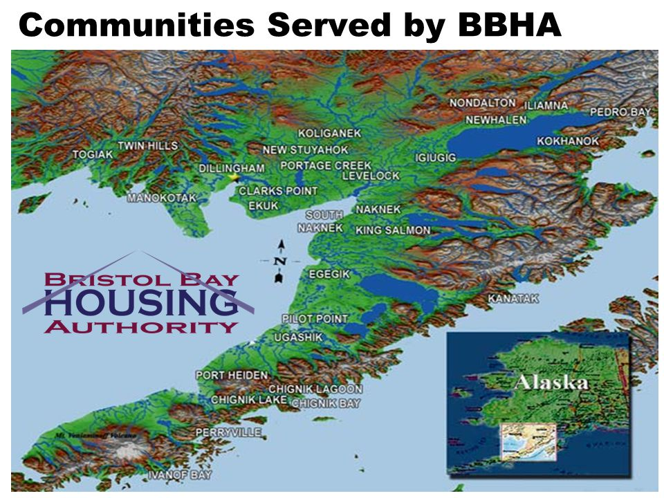 Communities Served by BBHA
