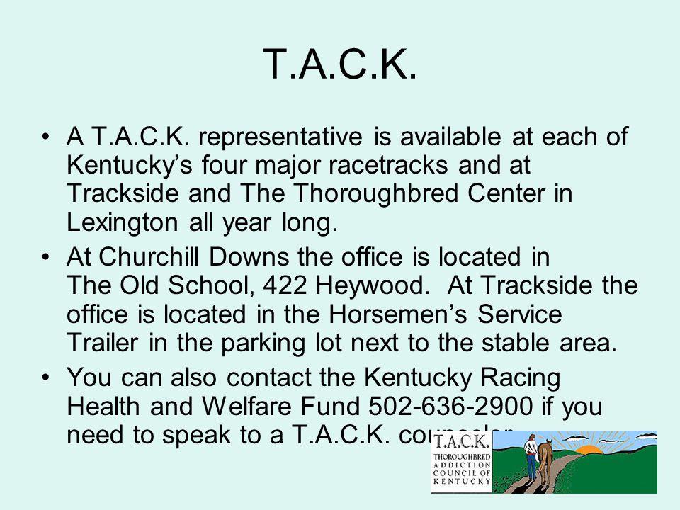 T.A.C.K. A T.A.C.K.