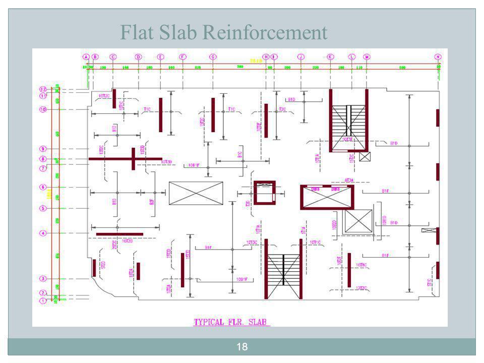 18 Flat Slab Reinforcement