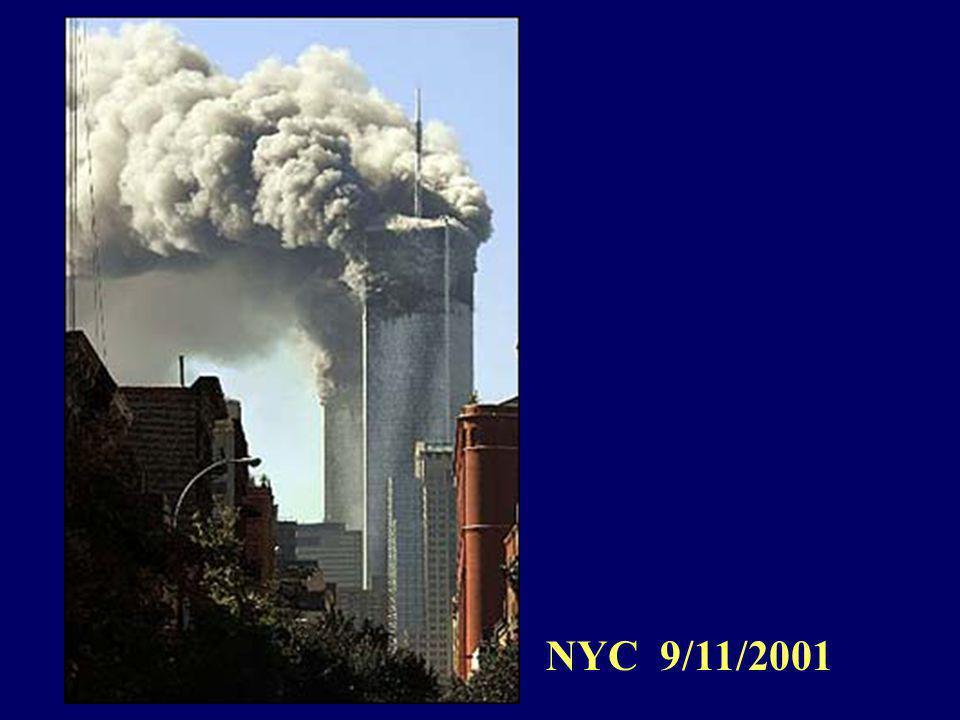 NYC 9/11/2001