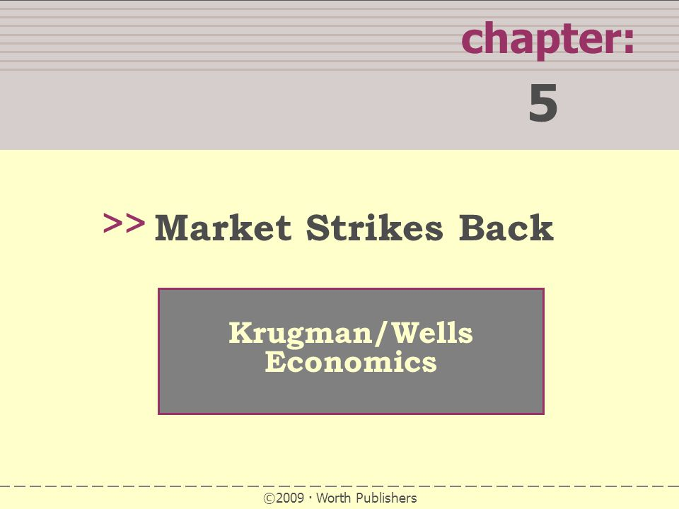 WHAT YOU WILL LEARN IN THIS CHAPTER The meaning of price controls and quantity controls, two kinds of government interventions in markets.