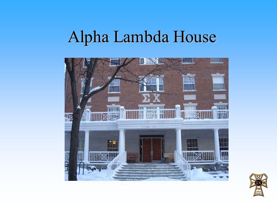 Alpha Lambda House