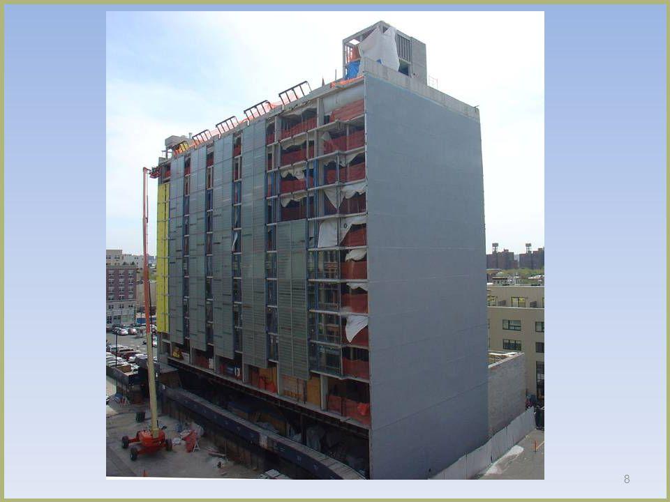 Schermerhorn House: Studio Apartment 9