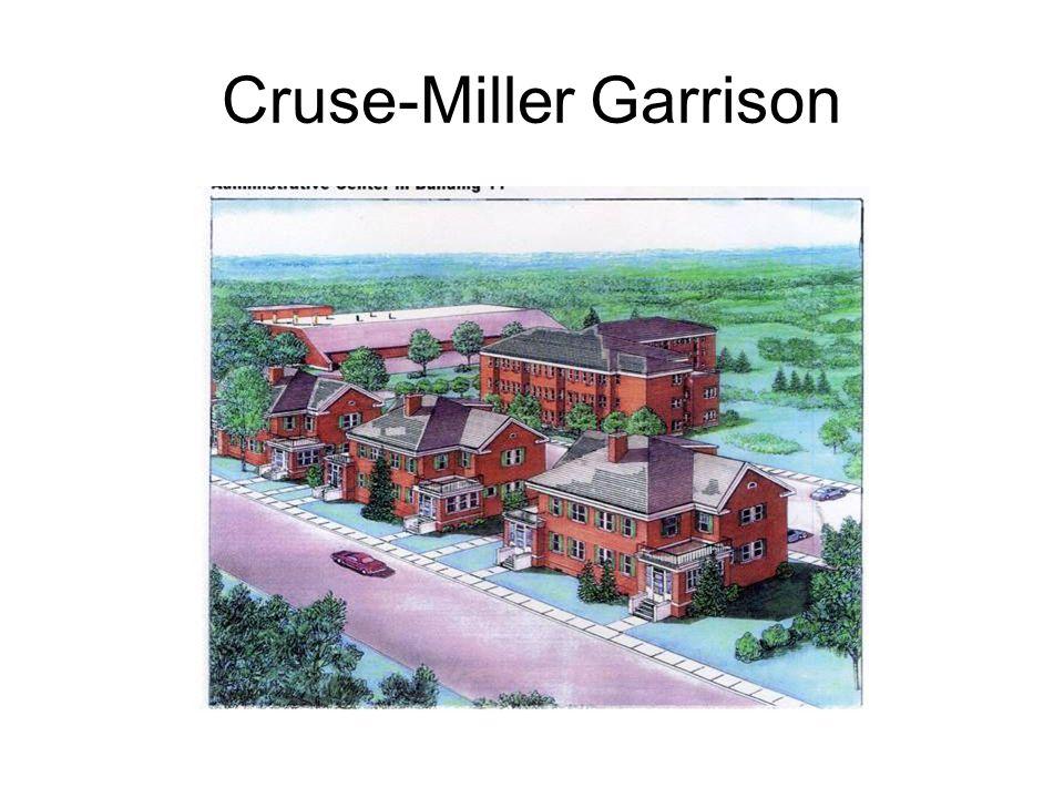 Cruse-Miller Garrison