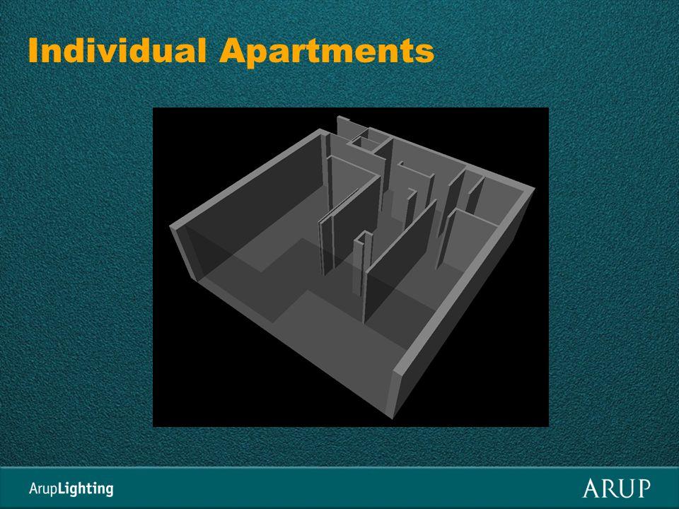 Individual Apartments