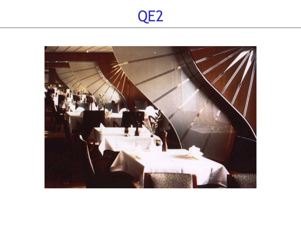 Interiors and theming Interiors, like cruise liners demand speed, quality and financial control.