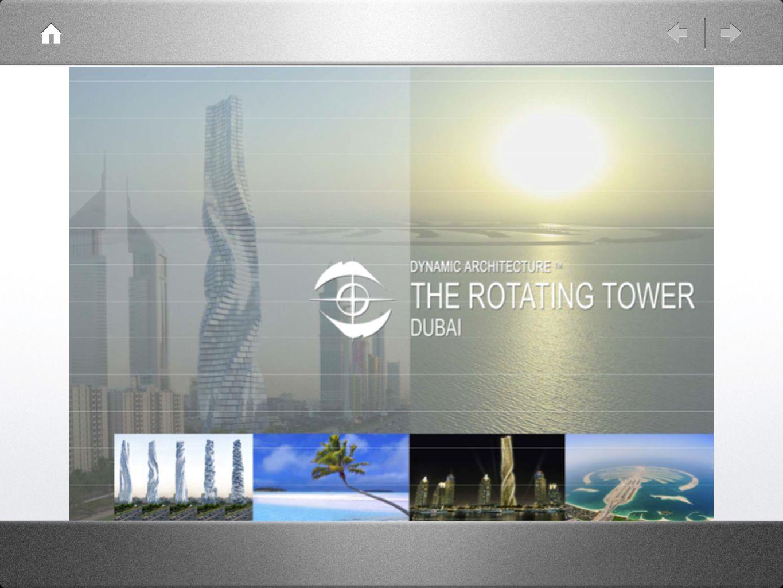 The Rotating Tower, Dubai