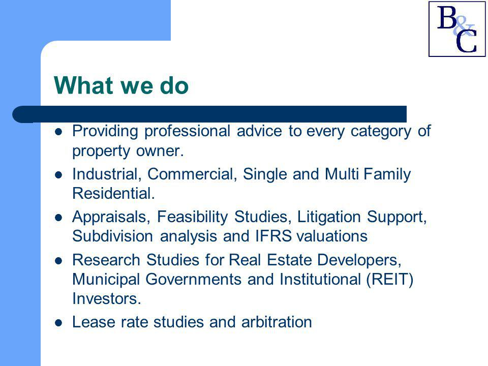 Our research Division We Research, study, and analyze individual market segments in Multi-family Residential, Commercial and Industrial Sectors in Edmonton since 1994.