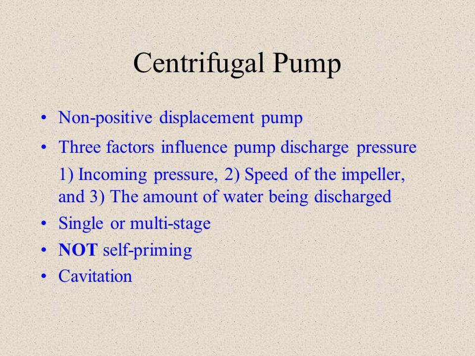 Total Engine Pressure EP = NP + FL + Appliance + Elevation