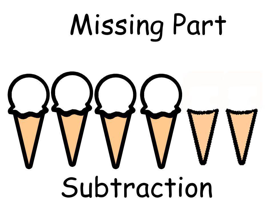 Missing Part Subtraction