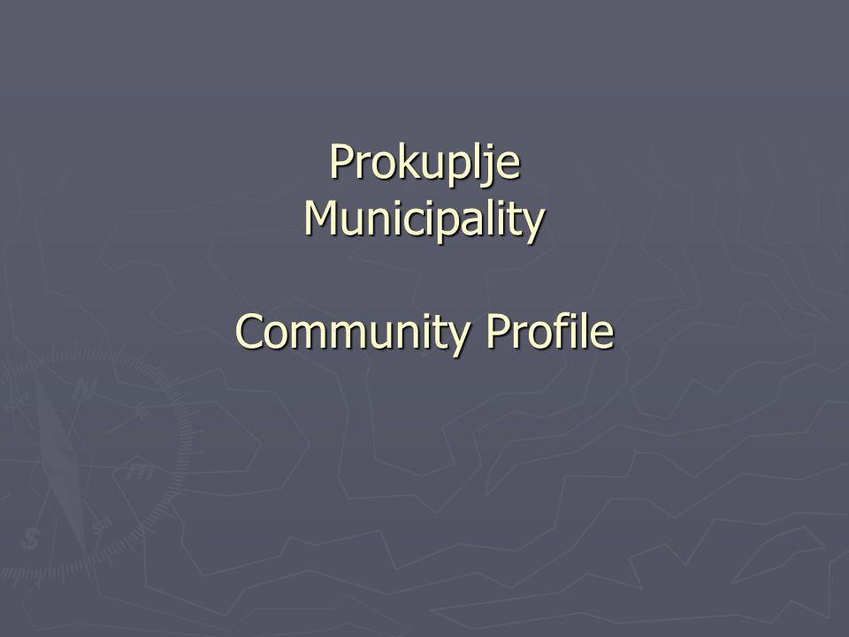 Prokuplje Municipality Community Profile