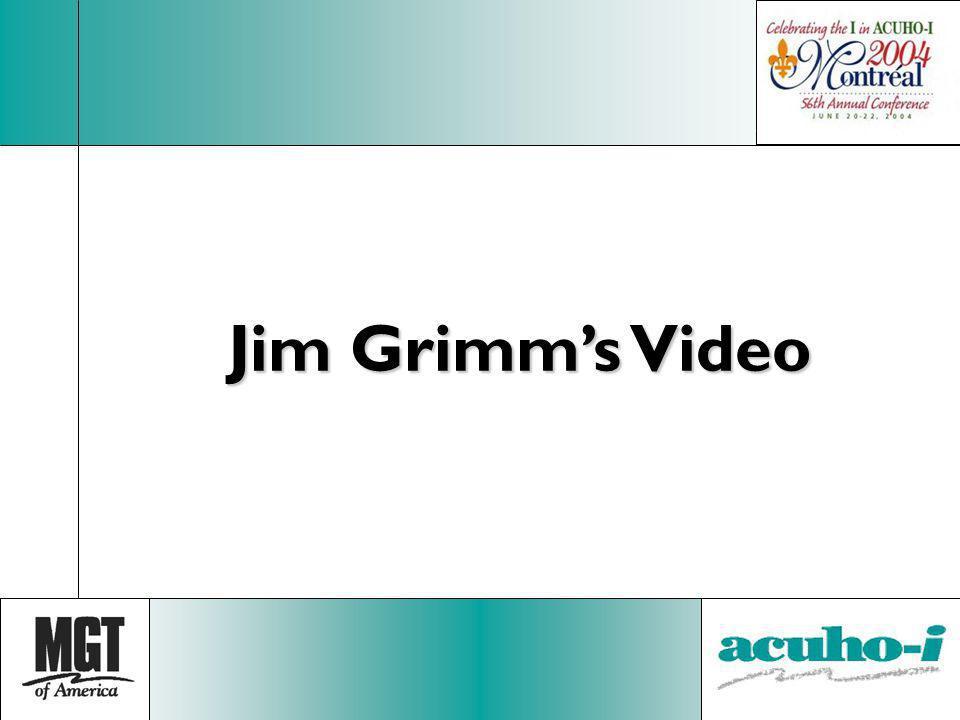 Jim Grimms Video