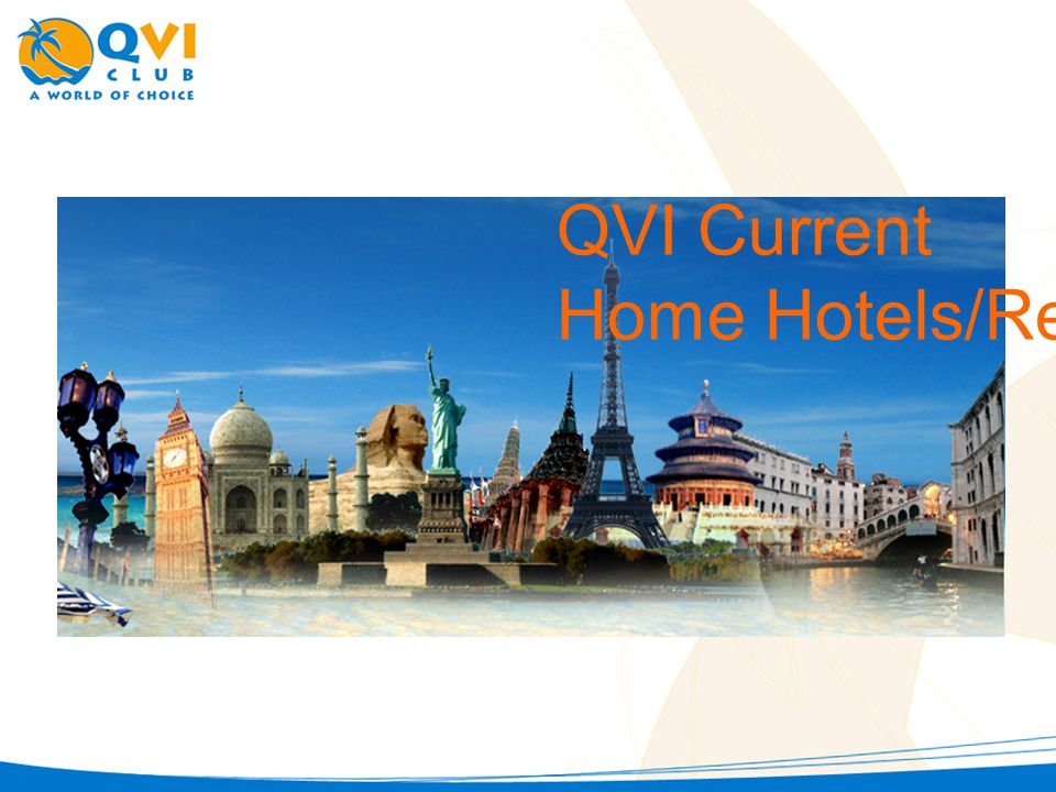 QVI Current Home Hotels/Resorts