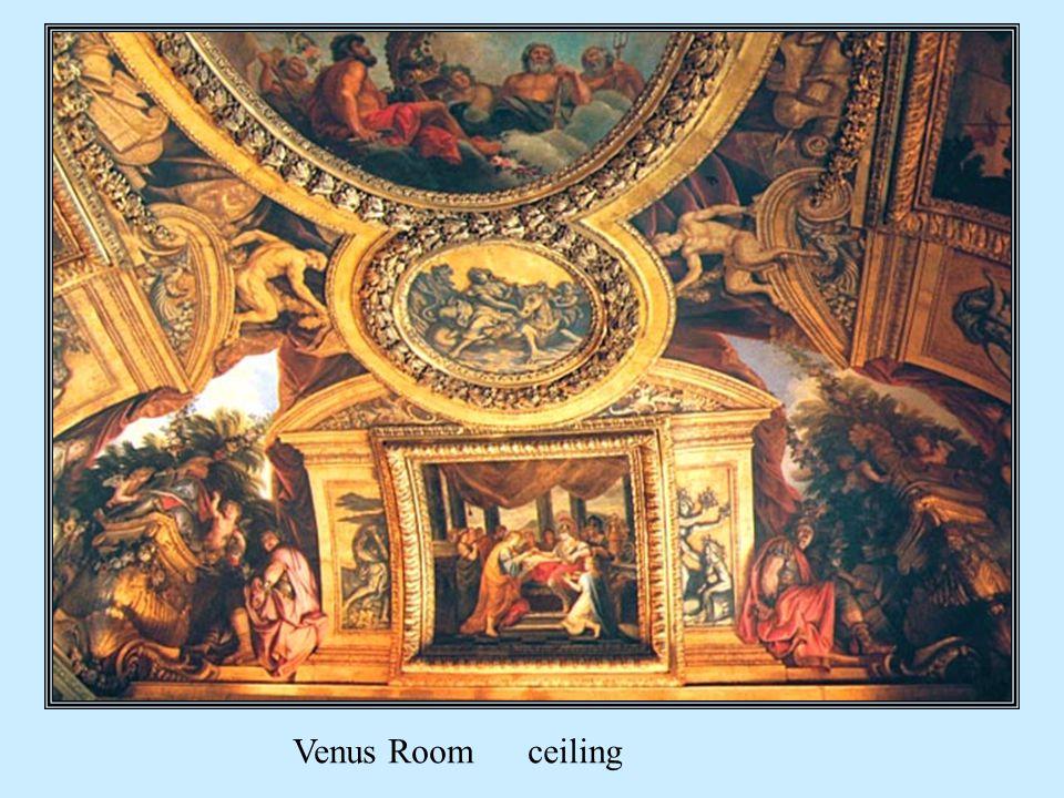 Venus Room ceiling