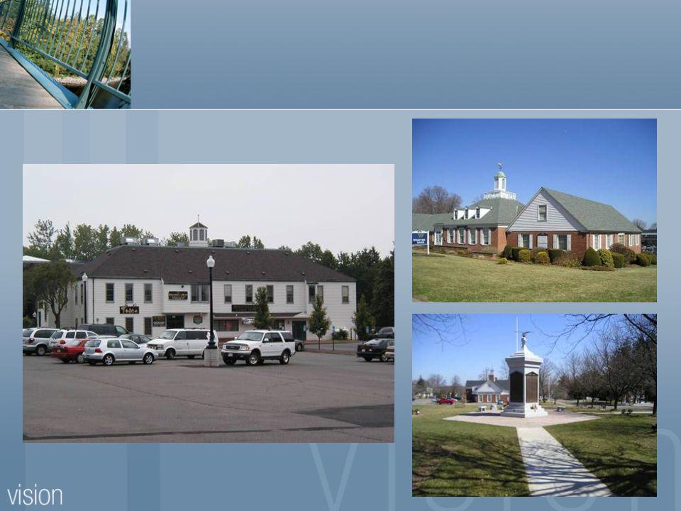 Town Center Design Options – Scheme 1/4