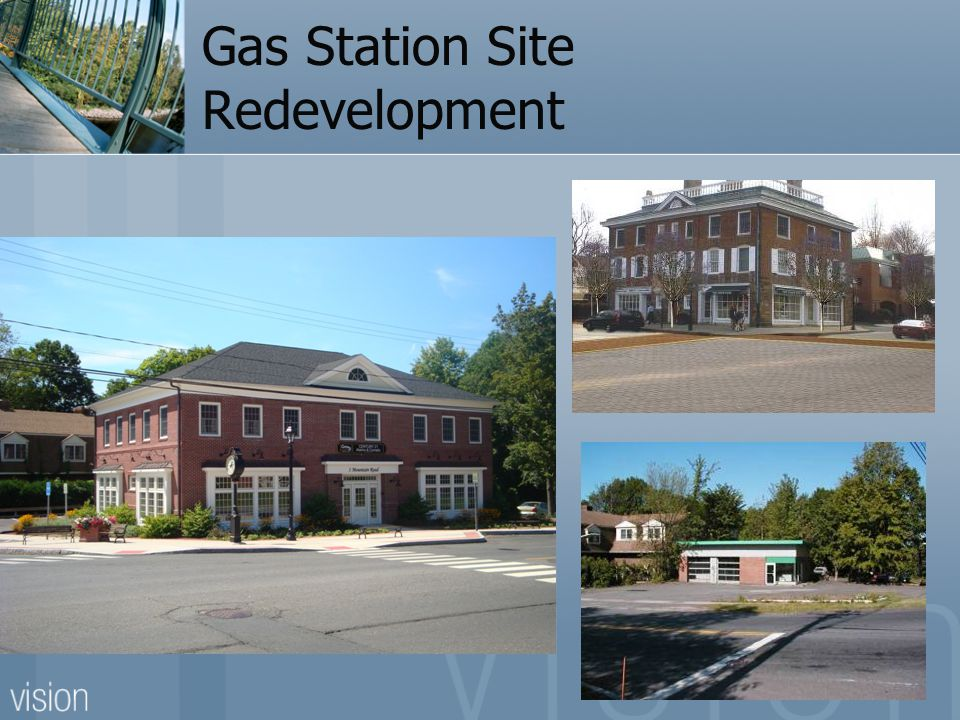 Gas Station Site Redevelopment