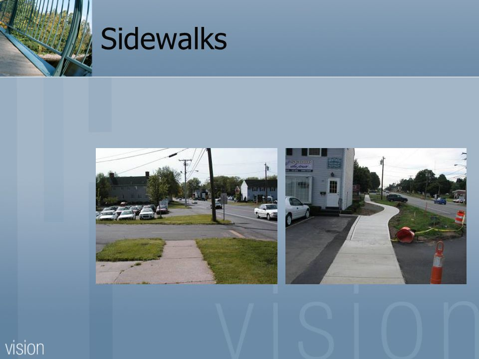 Streetscape Challenges $$$ Consensus DOT issues Appropriate Oversight/Inspection Keeping the businesses afloat