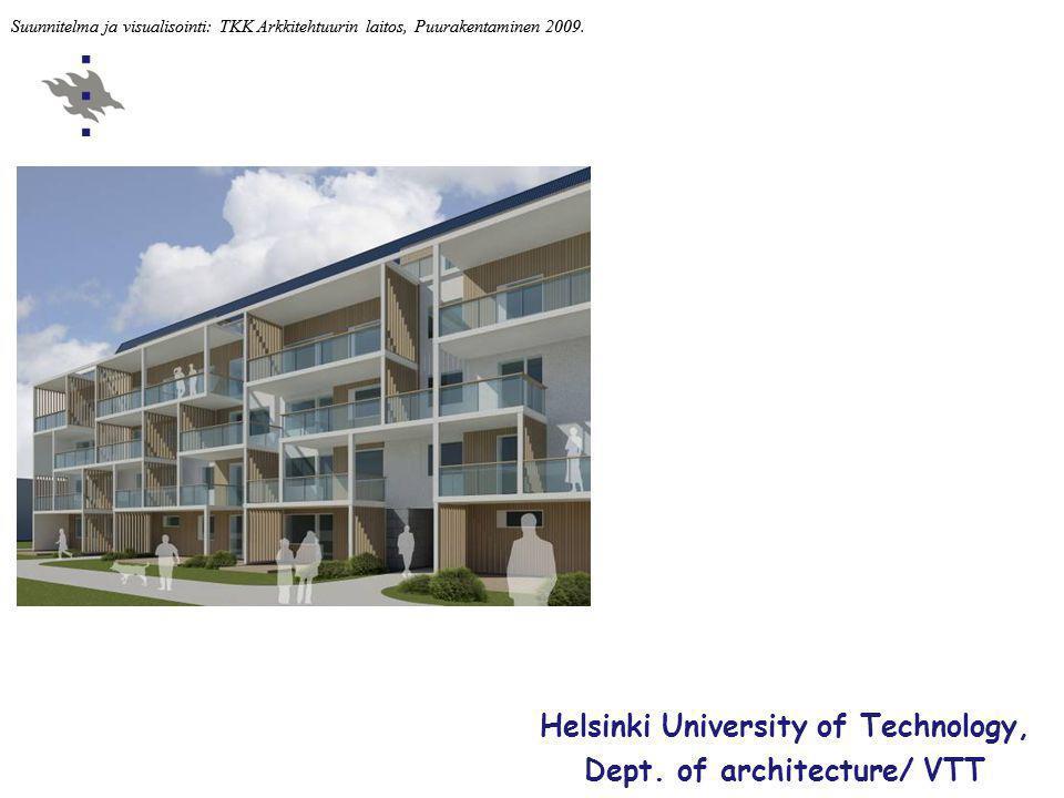 Helsinki University of Technology, Dept.