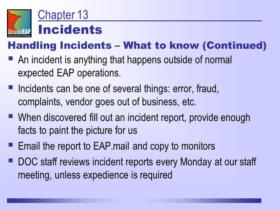 Household Additional Info Report Highlights/Review eHEAT Report Highlights/Review