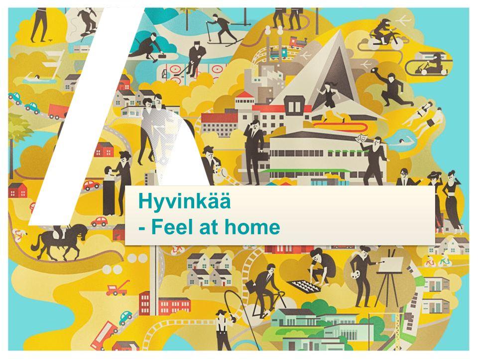 Hyvinkää - Feel at home