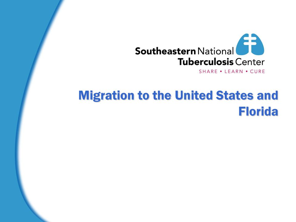 Migration to the United States and Florida