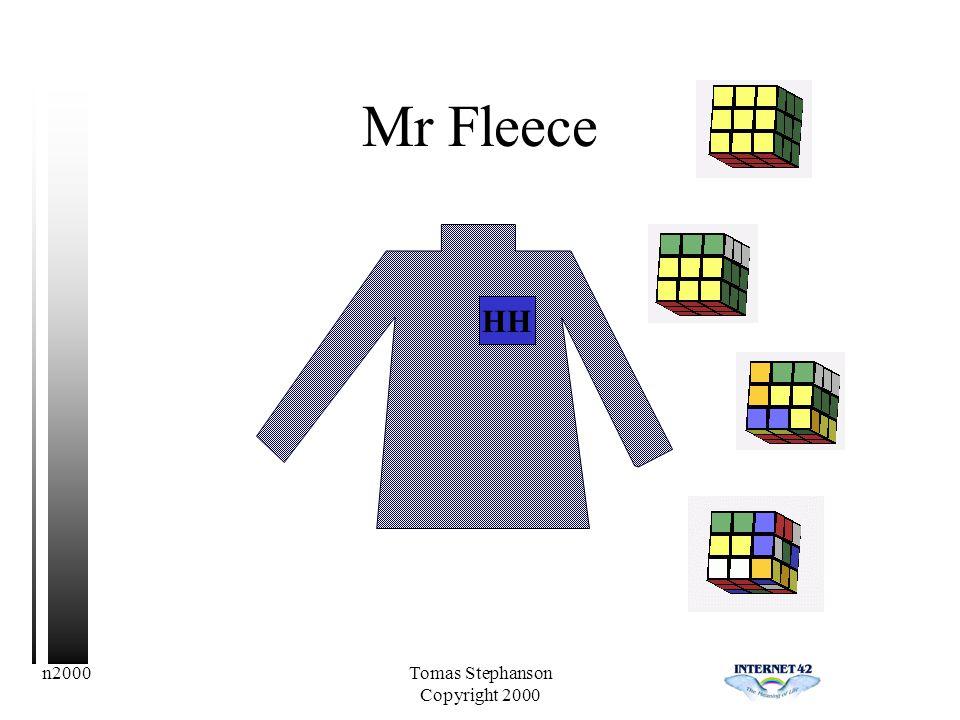 n2000Tomas Stephanson Copyright 2000 Mr Fleece HH