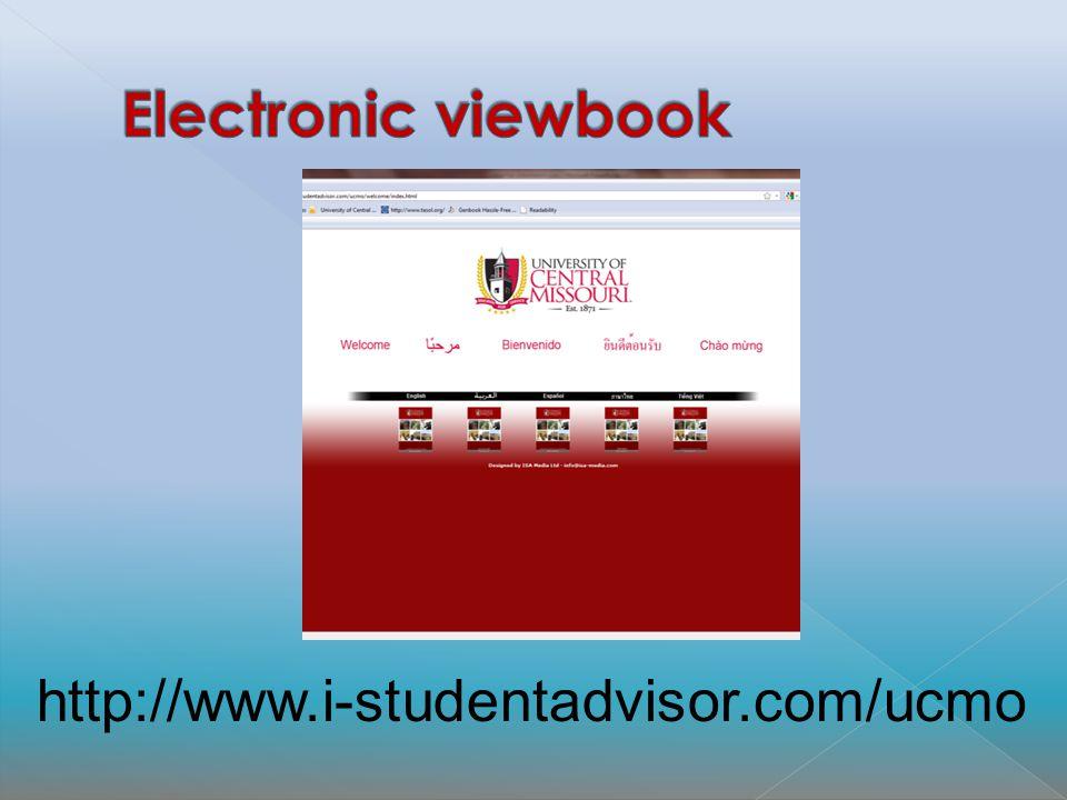 http://www.i-studentadvisor.com/ucmo