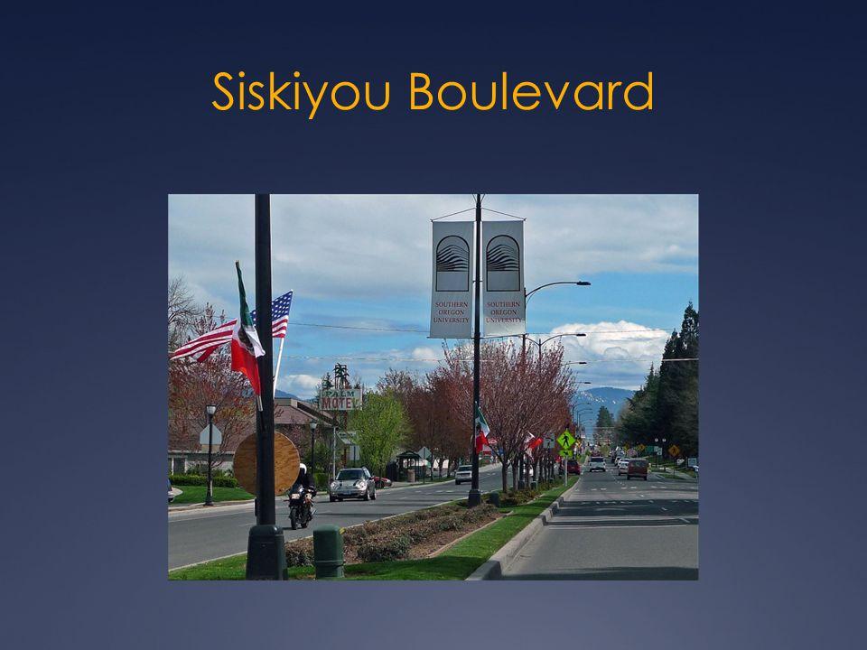 Siskiyou Boulevard